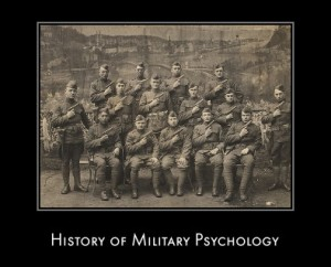 military psychologist job